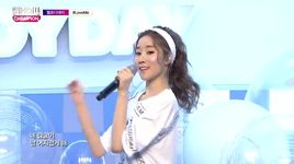 love me (150610 show champion) - melody day