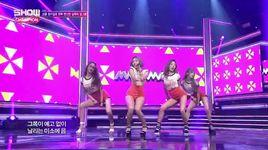 um oh ah yeh (150624 show champion) - mamamoo