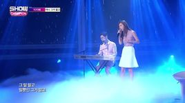 true love (150624 show champion) - lee ji hye, coffee boy