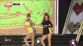 heart attack (150701 show champion) - aoa