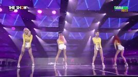 i feel good (150616 the show) - cupid
