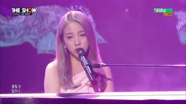 shouldn't have (150616 the show) - baek ah yeon