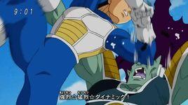 chouzetsu dynamic! (dragon ball super opening) - yoshii kazuya