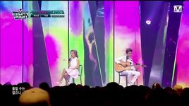 shouldn't have (150625 m countdown) - baek ah yeon