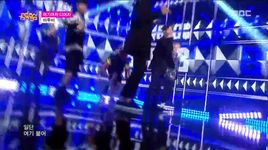 giddy up (150704 music core) - btob