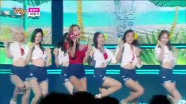 honey summer (150704 music core) - ns yoon-g