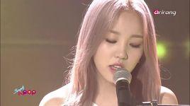 shouldn′t have (150619 simply kpop) - baek ah yeon