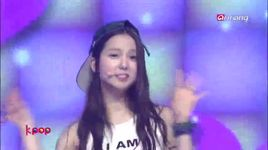 like (150619 simply kpop) - clc