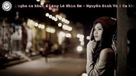 lang le nhin em (kara) - nguyen dinh vu