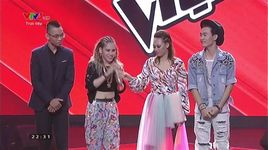 giong hat viet 2015 (vong liveshow - tap 1) - v.a