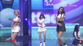 heart attack (150710 simply kpop) - aoa