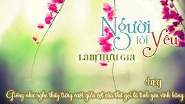 nguoi toi yeu (vietsub, kara) - yoga lin (lam huu gia)