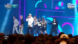 hot like fire (150716  m countdown) - teen top