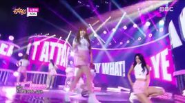 heart attack (150711 music core) - aoa