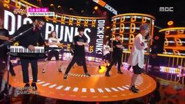 we young (150711 music core) - dickpunks