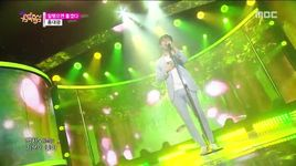 good luck (150711 music core) - hong dae kwang