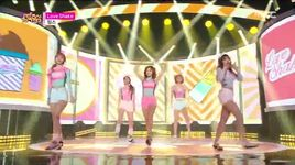 love shake (150711 music core) - minx