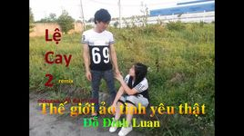 the gioi ao tinh yeu that cover - do dinh luan