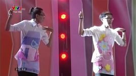 mot nha (giong hat viet 2015 - vong liveshow - tap 2) - vicky nhung