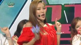 honey summer (150710 music bank) - ns yoon-g
