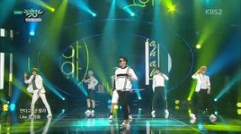 ah ah (150710 music bank) - teen top