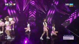 heart attack (150714 the show) - aoa