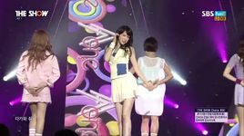 candy ball (150714 the show) - as one