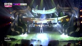 beautiful tonight (150715 show champion) - lee ki chan