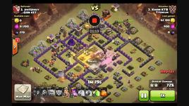 golem + wiza combo manh nhat clash of clans - v.a