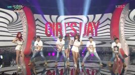 ring my bell (150717 music bank) - girl's day