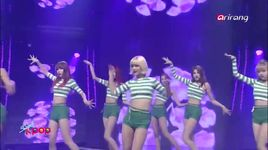 hurt locker (150717 simply kpop) - nine muses