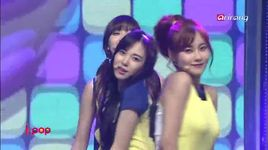 heart attack (150717 simply kpop) - aoa