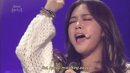 cry me out - min ah (girl's day)