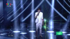 giot buon de lai - anh duy (giong hat viet 2015 - vong liveshow - tap 3) - v.a