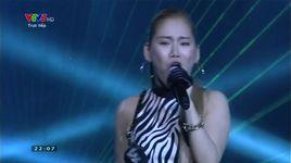 quay lung - yen le (giong hat viet 2015 - vong liveshow - tap 3) - v.a