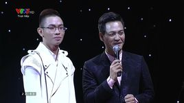 you're not alone - dang quang (giong hat viet 2015 - vong liveshow - tap 3) - v.a