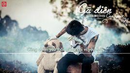 ga dien cua gai (lyrics) - trinh dinh quang