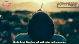phia sau em (lyrics) - binz, kay tran