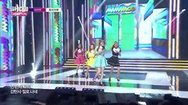 um oh ah yeh (150722 show champion) - mamamoo