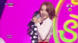 vanilla shake (150724 music bank) - nc.a