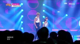 choco chip cookies (150725 music core) - goo hara (kara)