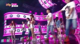 ring my bell (150725 music core) - girl's day