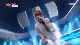 bad (150725 music core) - infinite