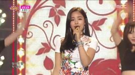 sway (150725 music core) - jo jung min