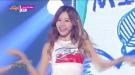 love shake (150725 music core) - minx