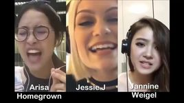 flashlight mashup - jessie j, arisa, jannine weigel