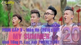 my summer (phim cap ba - mua he ost) (audio demo) - gino tong, luc anh