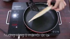 cach lam pizza khong can lo nuong - v.a
