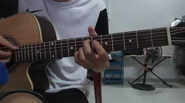 chua bao gio - trung quan guitar cover - v.a