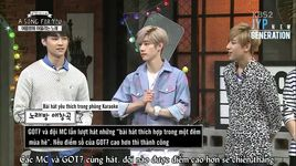 global request a song for you season 4 ep 27 (02.08.15) (vietsub) - got7